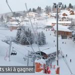 CONCOURS : 4 forfaits journée à la station de ski de Gerardmer à gagner