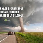 Une tornade gigantesque pourrait traverser la Lorraine.