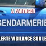 ALERTE GENDARMERIE DE LEXY