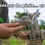 Un jeune Lorrain de 14 ans et son robot-jardinier en finale du concours international Google
