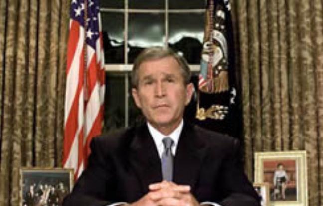 bush-discours