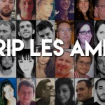 Un visage et un nom pour nos amis victimes des attentats de Paris