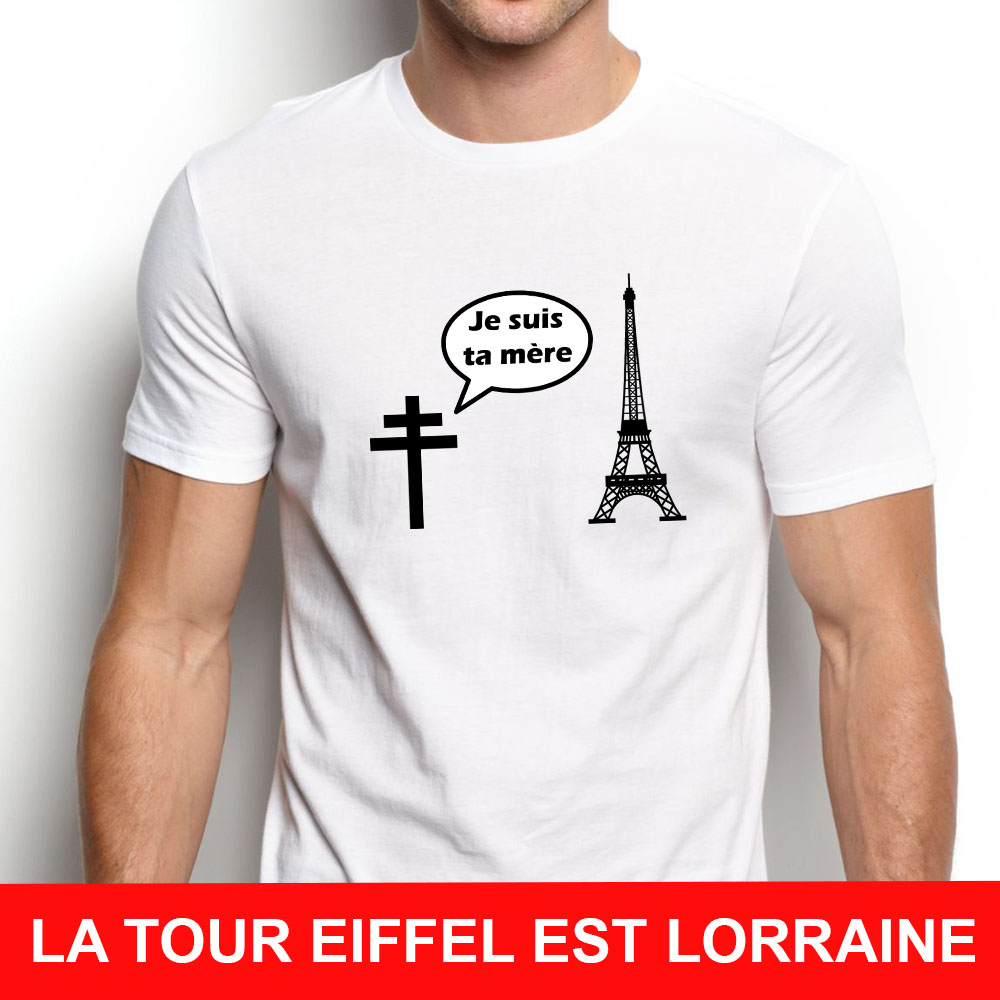 t-shirt-tour-eiffel-croix-de-lorraine