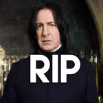 Alan Rickman, alias Severus Rogue dans Harry Potter, est mort