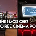 CONCOURS : 1 mois de remise en forme Ellipse + 2 places Utopolis à gagner