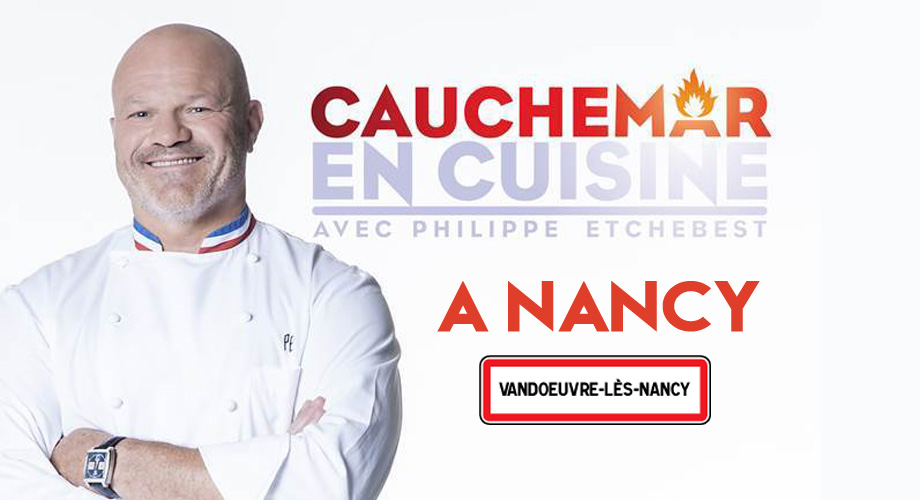 Cauchemar en cuisine lorraine philippe etchebest en - Cauchemar en cuisine philippe ...