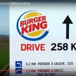 [VIDÉO] Burger King répond avec humour à la provocation de McDo France