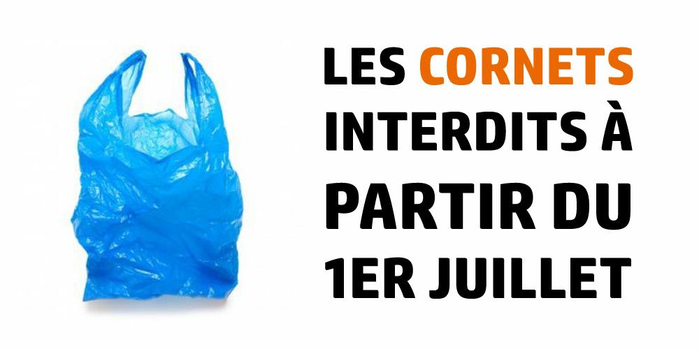 Interdiction Des Sacs Plastiques En 2016 : Les sacs de caisse en plastique interdits ? partir du er
