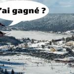 Résultat Concours 4 forfaits à la Station de ski de Gerardmer