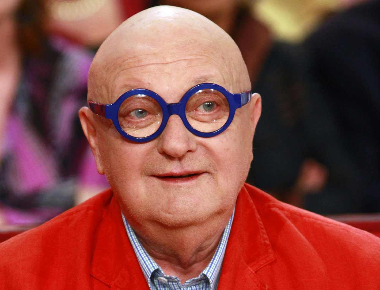d50202dcc2ae1a Jean-Pierre Coffe est mort »   l animateur de télévision Lorrain ...