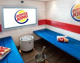 Insolite – Burger King ouvre son premier spa dans l'un de ses restaurants