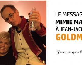 Les enfoirés pleurent le départ de Jean-Jacques Goldman…