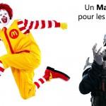 INSOLITE : Des Français braquent un McDonald's… où dînent des membres du GIGN