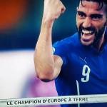 L'Italie en quart après avoir éliminé le double champion en titre, l'Espagne