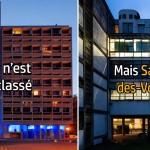 Les 17 sites Le Corbusier reconnus par l' UNESCO !!! Vive la Lorraine!
