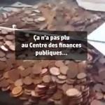 Alsace : il paye son amende de 90 euros… avec 5100 pièces de 1, 2 et 5 centimes d'euro