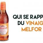 Melfor : le vinaigre préféré des Lorrains !