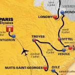 Tour de France 2017 : En passant par la Lorraine avec mon vélo…
