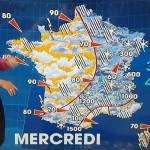 Lorraine : Vigilance jaune avec 2 à 5 centimètres de neige demain