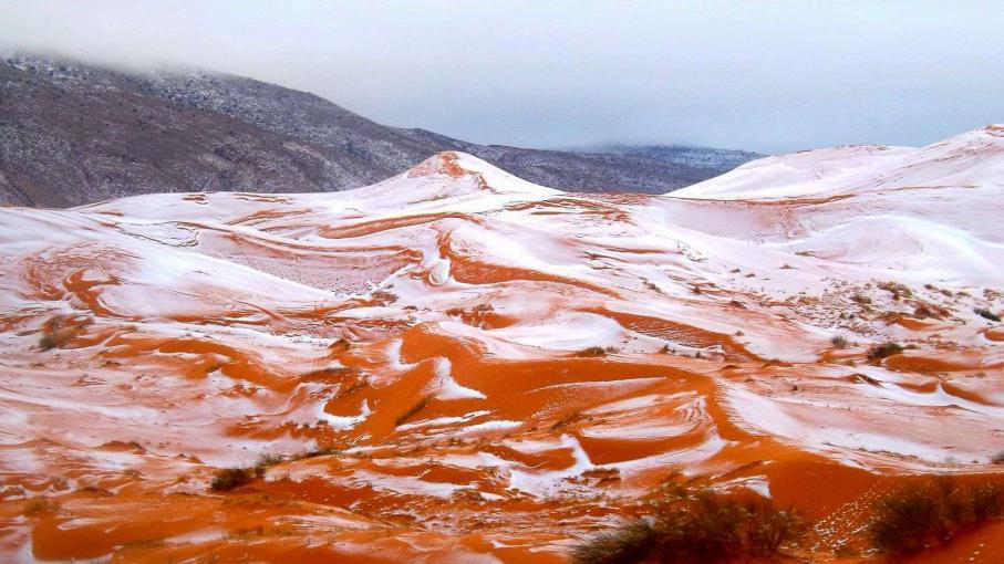 neige-sahara