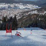 Compétition FIS du 24 au 27 janvier : L'équipe de France Féminine de ski Alpin à la station de Gerardmer