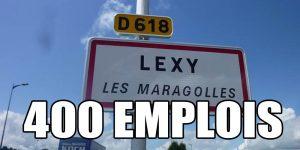 lexy-400-emplois