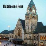 La gare de Metz, élue plus belle gare de France
