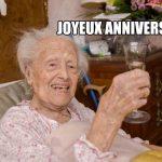 Joyeux 110ème anniversaire Marguerite, la doyenne des Lorrains