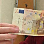Un billet de 50 euros «pour Penelope» glissé à la place d'un bulletin de vote