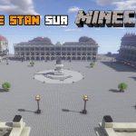 Nancy : La place Stanislas modélisée dans le célèbre jeu vidéo MINECRAFT