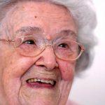 La doyenne des Français, Honorine Rondello, vient de fêter ses 114 ans