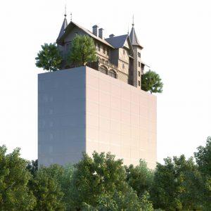 Philippe-Starck-hotel-metz