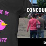 Concours T-shirts CORA / Le Lorrain