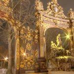 Visite de la somptueuse place Stanislas et de ses alentours par TF1