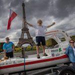 Il traverse pour la troisième fois l'Atlantique en kayak à l'âge de 70 ans