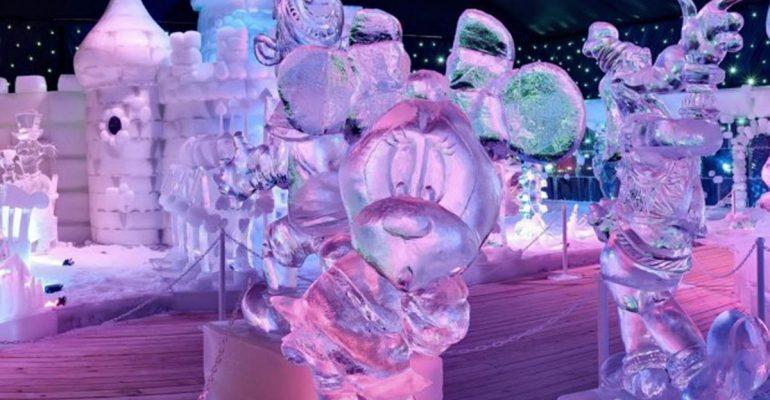 marche noel metz 2018 disney Metz : le programme du marché de Noël, avec la Féerie des Glaces  marche noel metz 2018 disney