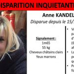 Alsace: Disparition inquiétante d'Anne, les gendarmes sont à sa recherche