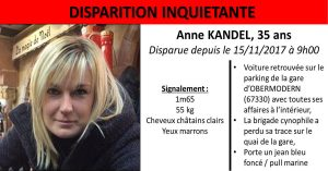 Anne-Kandel-disparition-alsace