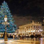 Le sapin de Noël de la place Stanislas acheminé aujourd'hui par convoi exceptionnel