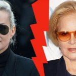 La tension monte entre Sylvie Vartan et Laeticia Hallyday