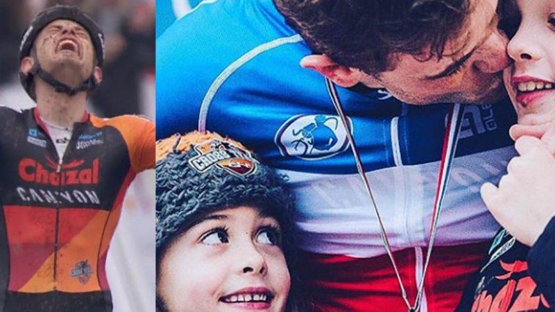 Le vosgien Steve Chainel est champion de France de Cyclo-cross depuis ce week-end !