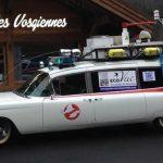 Mère et fille montent leur entreprise et font venir dans quelques jours la voiture des Ghostbusters