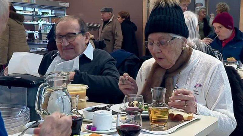 Un restaurant réservé aux plus de 60 ans pour lutter contre l'isolement des personnes âgées