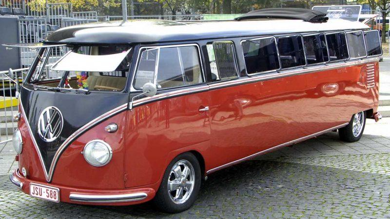 Top 10 des vans Volkswagen surprenants !