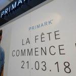J-20 avant l'ouverture de Primark au Muse de Metz, ça s'active !