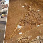 Des ossements découverts en plein centre ville d'Épinal