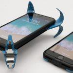 """Un étudiant a inventé un """"airbag"""" pour smartphone"""