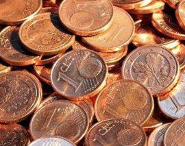 Vers la fin des pièces de 1 et 2 centimes d'euro?