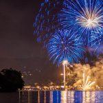 La Féérie du Lac : gigantesque feu d'artifice au lac de Gérardmer ce 14 août