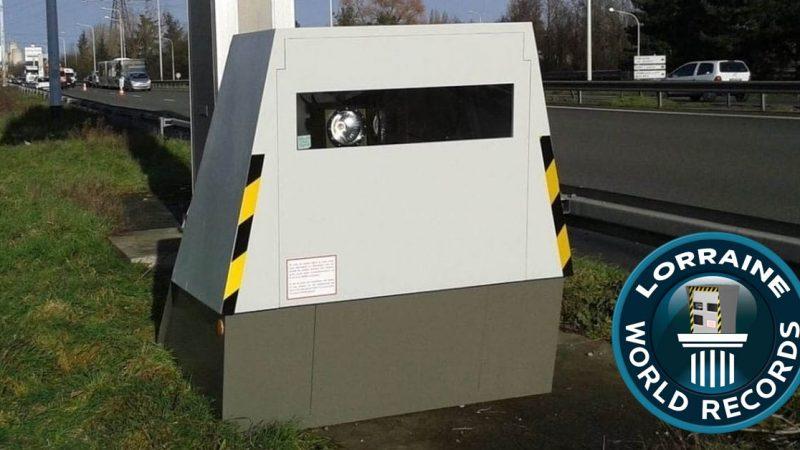 Travaux à Guénange : le radar de chantier a flashé plus de 7.000 fois sur l'A31 !